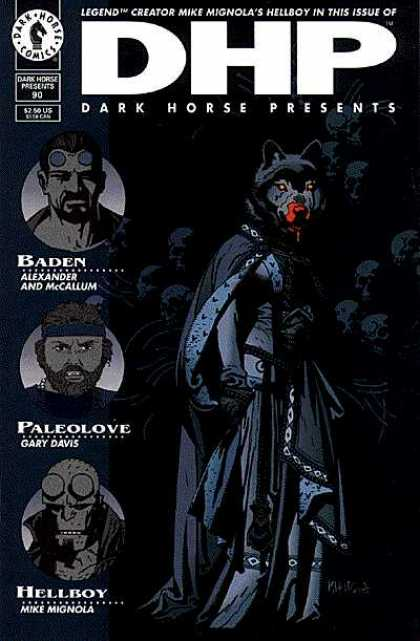 Dark Horse Presents 90 - Matt Hollingsworth, Mike Mignola