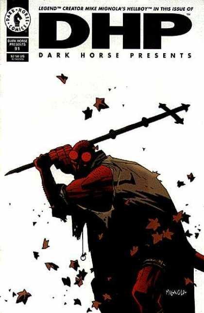 Dark Horse Presents 91 - Cross - Dark Horse - Dhp - Man - Evil - Matt Hollingsworth, Mike Mignola