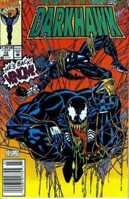 Darkhawk 13 - Mike Manley