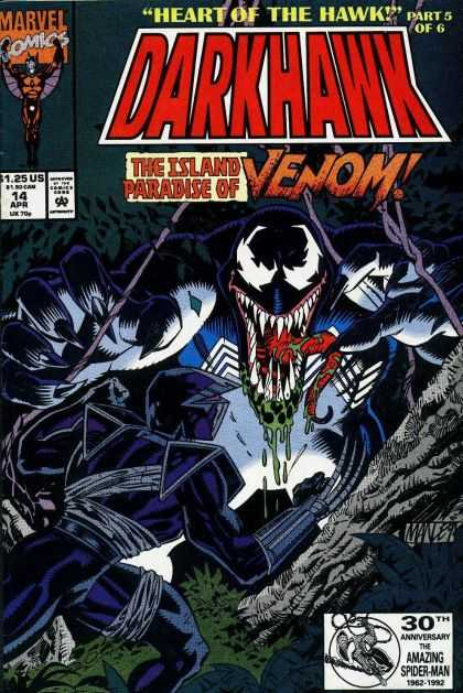 Darkhawk 14 - Mike Manley
