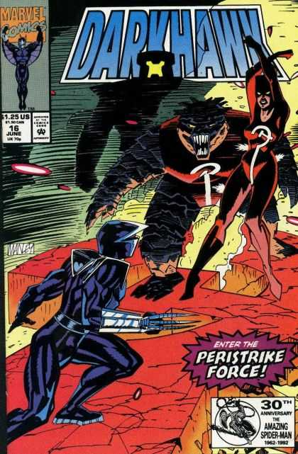 Darkhawk 16 - Mike Manley