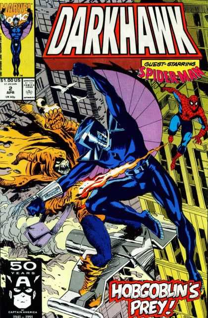 Darkhawk 2 - Mike Manley