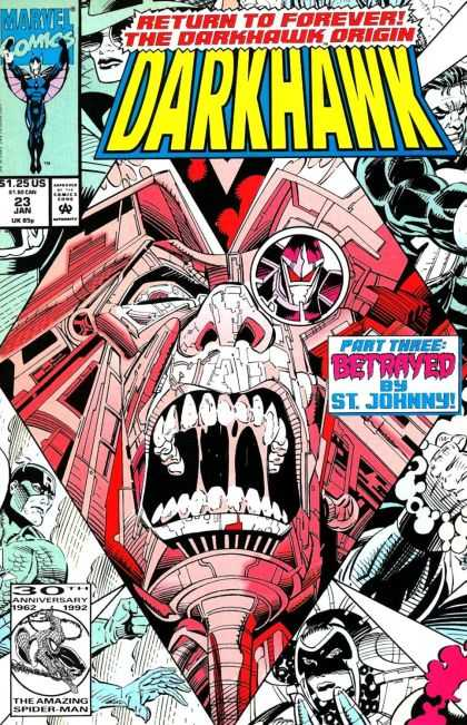 Darkhawk 23 - Mike Manley