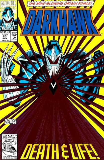 Darkhawk 25 - Mike Manley