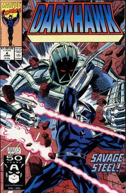 Darkhawk 4 - Mike Manley