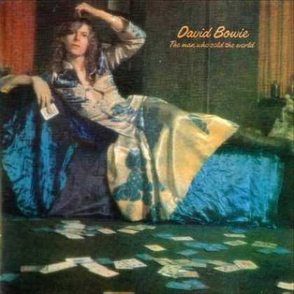 David Bowie - David Bowie - The Man Who Sold The World