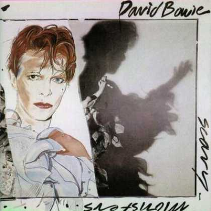 David Bowie - David Bowie Scary Monsters