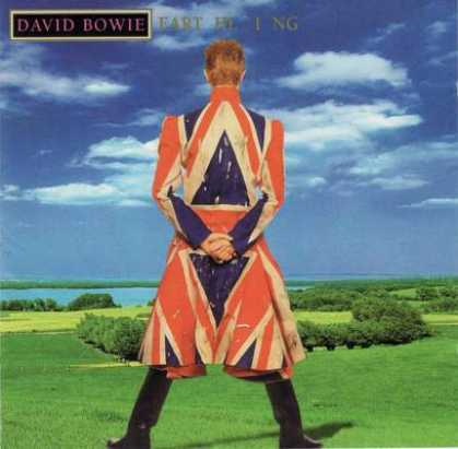 David Bowie - David Bowie - Earthling