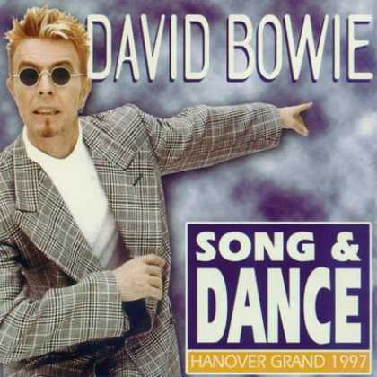 David Bowie - David Bowie Song & Dance
