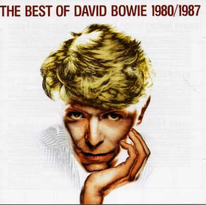 David Bowie - David Bowie - Best Of 1980 To1987