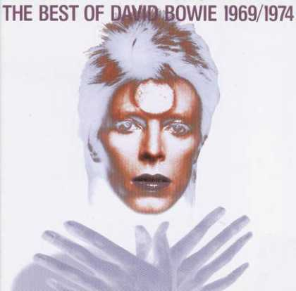 David Bowie - David Bowie - The Best Of 1969 -1974