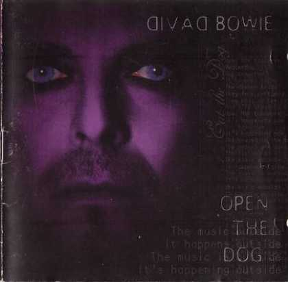 David Bowie - David Bowie - 1995 - Open The Dog