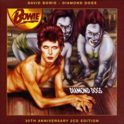 David Bowie - David Bowie - Diamond Dogs