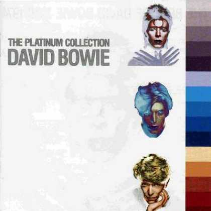 David Bowie - David Bowie - The Platinum Collection