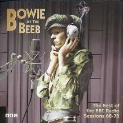 David Bowie - David Bowie - Bowie At The Beeb