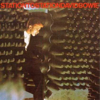 David Bowie - David Bowie Station To Station