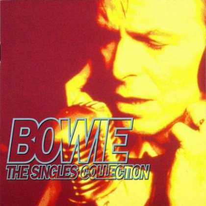 David Bowie - David Bowie The Singles Collection
