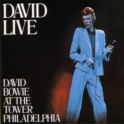 David Bowie - David Bowie Live At The Tower Philadelphia