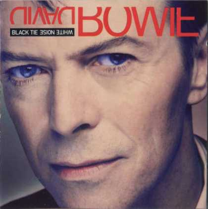 David Bowie - David Bowie - 1993 - Black Tie White Noise