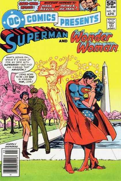 DC Comics Presents 32 - Dick Giordano, Ross Andru