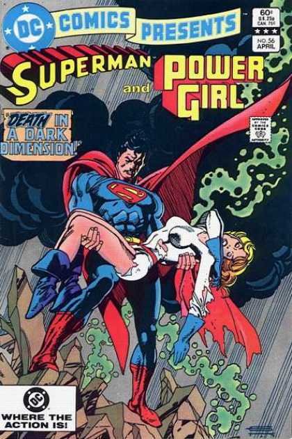 DC Comics Presents 56