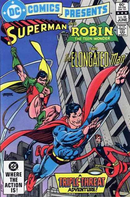 DC Comics Presents 58