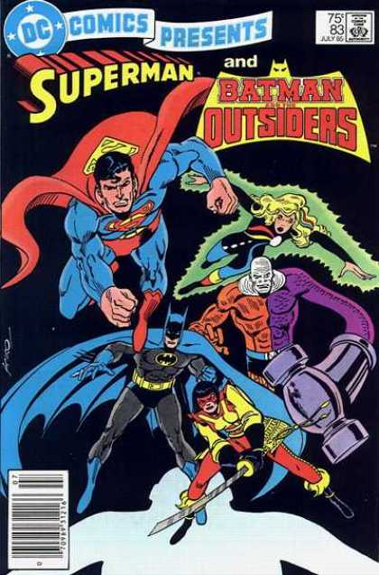 DC Comics Presents 83 - Jim Aparo