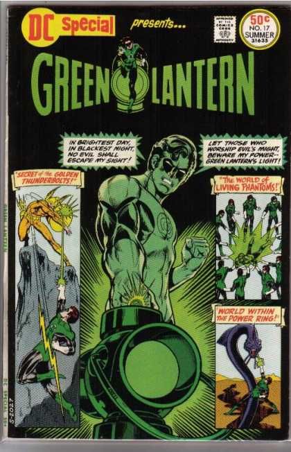 DC Special 17 - Mike Grell