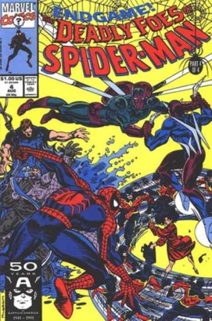 Deadly Foes of Spider-Man 4 - War - Who Is The Enemy - Our Hero - Who To Save - Super Hero