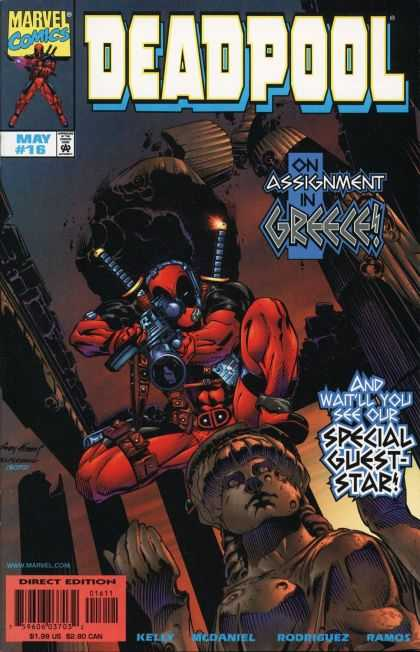 Deadpool 16 - Andy Kubert