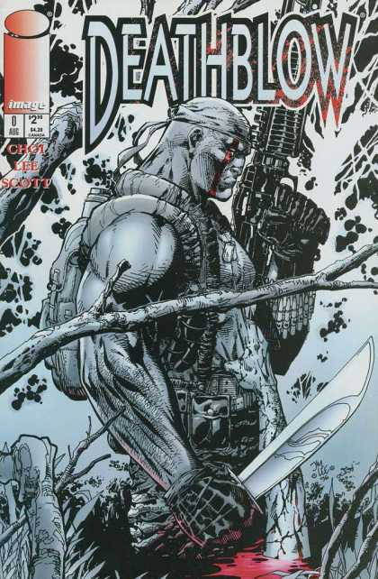Deathblow 0 - Jim Lee