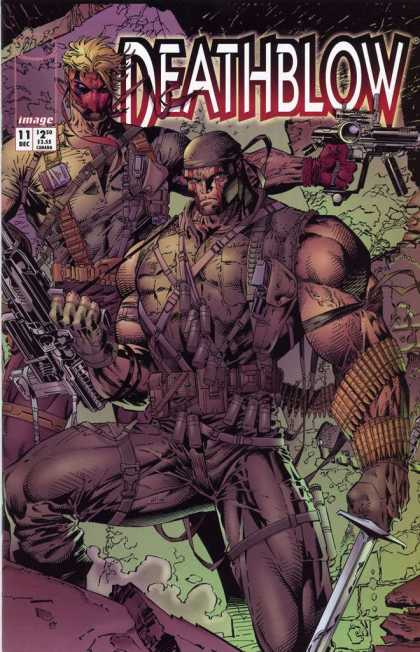Deathblow 11 - Jim Lee