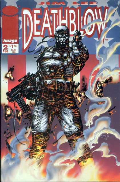 Deathblow 2 - Jim Lee