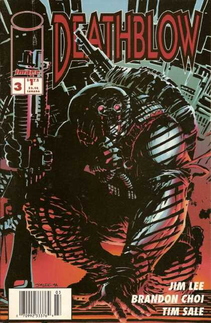 Deathblow 3 - Jim Lee
