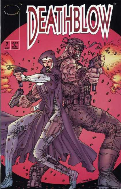 Deathblow 7 - Jim Lee