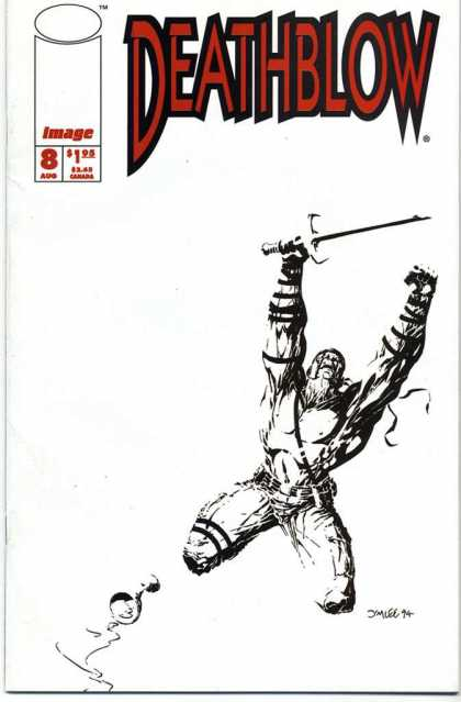 Deathblow 8 - Jim Lee