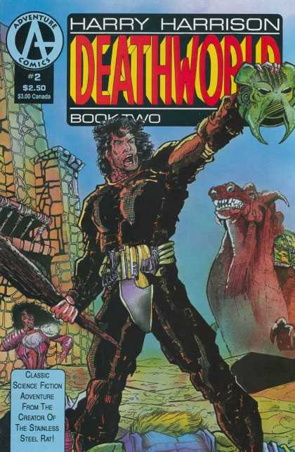 Deathworld 2 2 - Harry Harrison - Deathworld - Book Two - Classic - Adventure