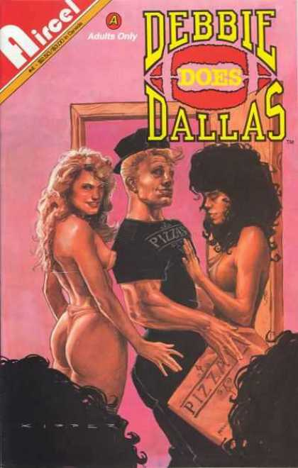 Debbie Does Dallas 4 - Women - Pizza Box - Doorway - Man