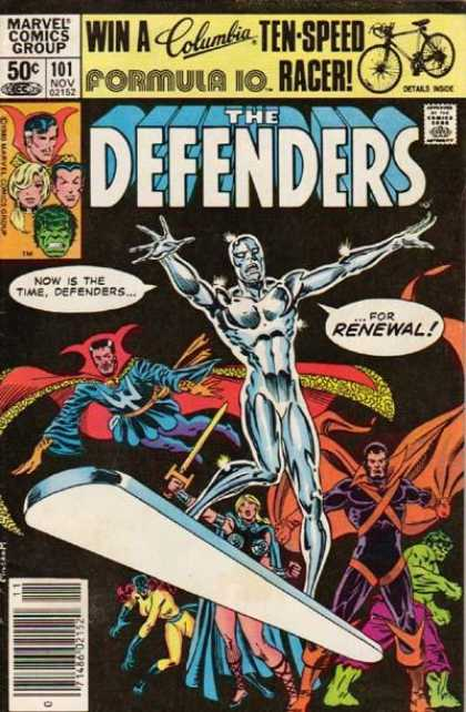 Defenders 101 - The Defenders - Cartoon - Red - Fly - Blue