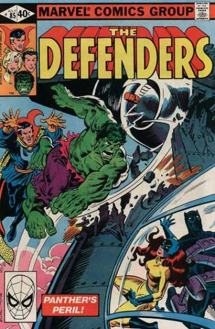 Defenders 85 - Richard Buckler