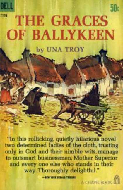 Dell Books - The Graces of Ballykeen - Una Troy