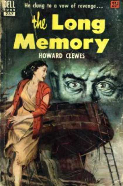 Dell Books - The Long Memory - Howard Clewes