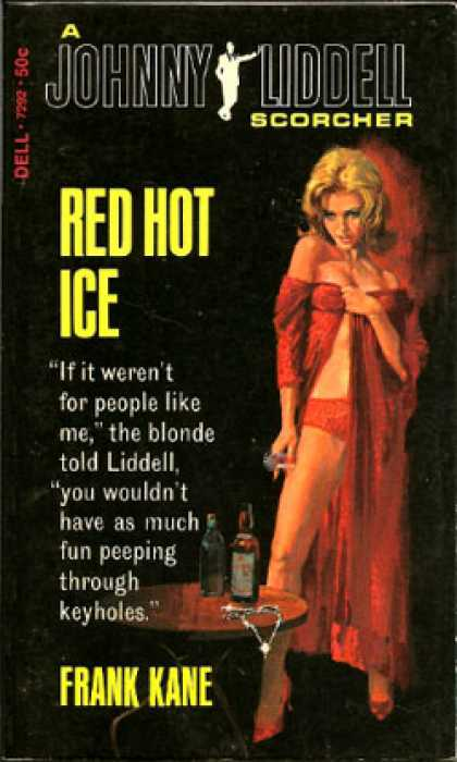 Dell Books - Red Hot Ice