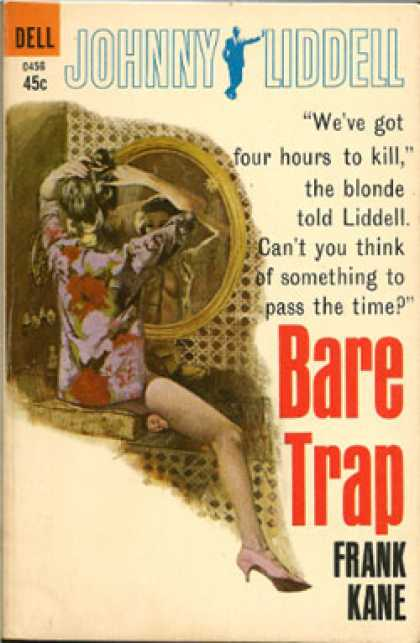 Dell Books - Bare Trap