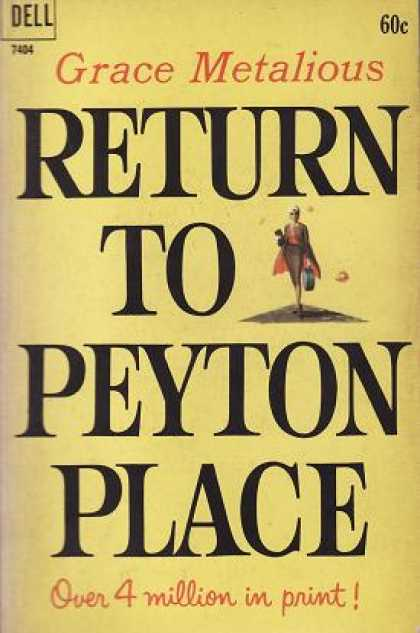 Dell Books - Return To Peyton Place