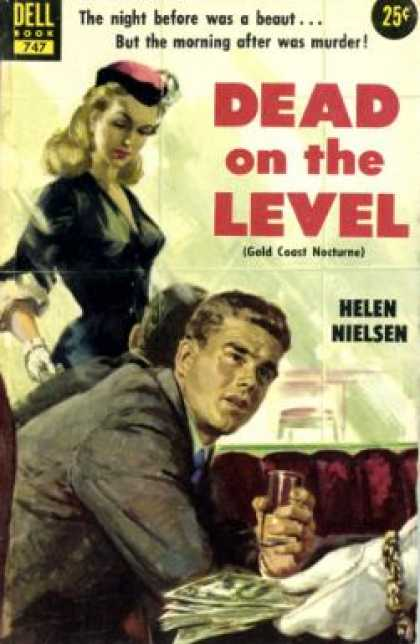 Dell Books - Dead On the Level - Helen Nielsen