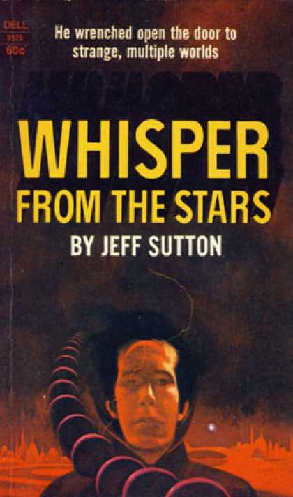 Dell Books - Whisper From the Stars - Jeff Sutton