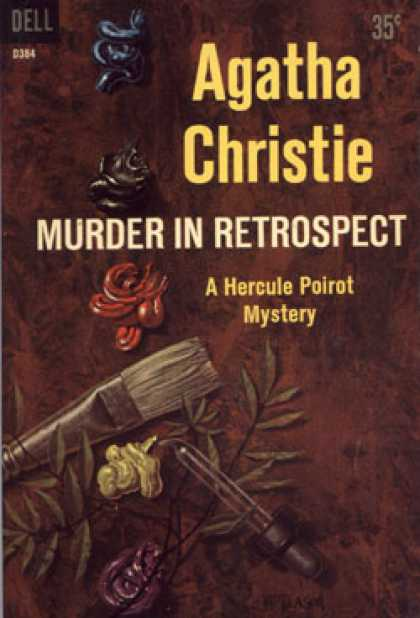 Dell Books - Murder In Retrospect