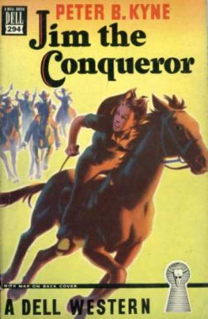 Dell Books - Jim the Conqueror - Peter B. Kyne