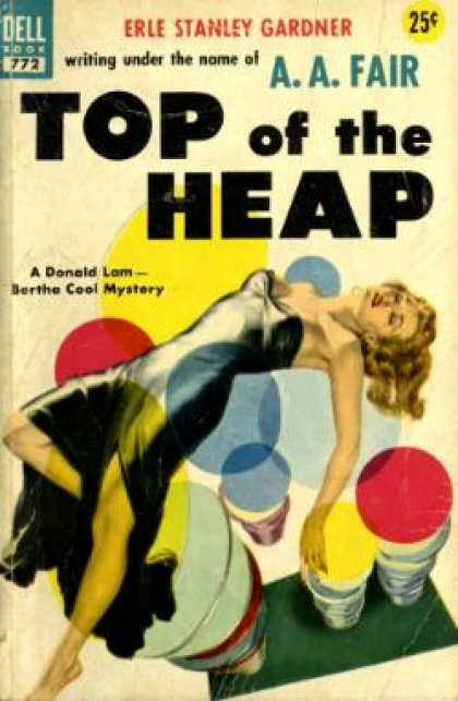 Dell Books - Top of the Heap - A. A. Fair